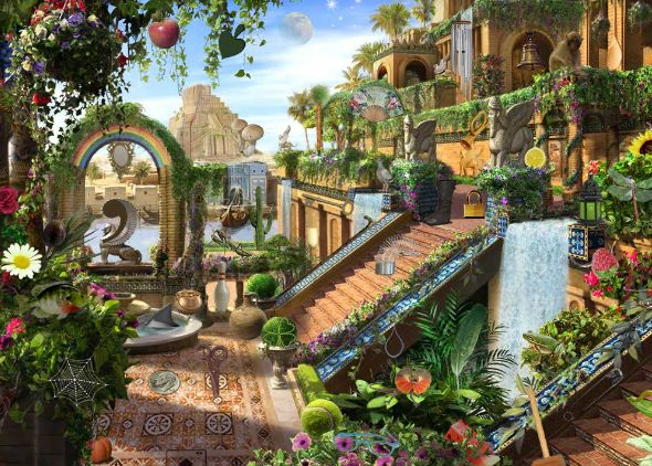 Image Result For Babylon Hanging Garden Lindo 39 S List Pinterest Searching