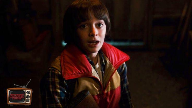 Stranger Things 1x01   Demogorgon Takes Will Byers   Clip