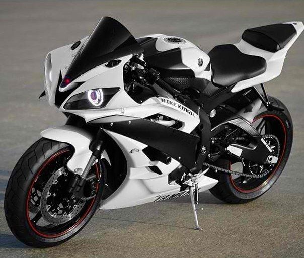 You will ❤ MACHINE Shop Café... (Yamaha GP Superbike)