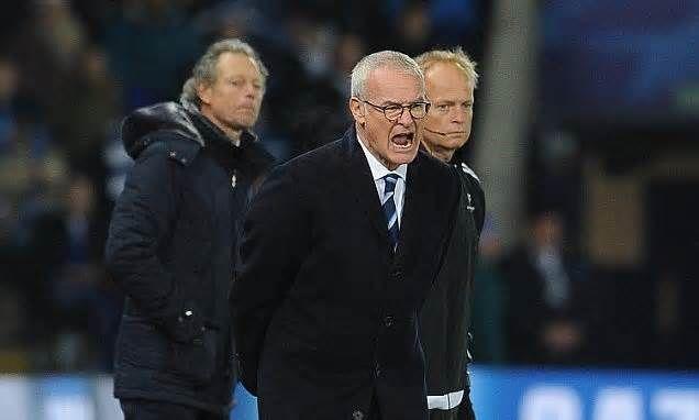 Claudio Ranieri says he needs a bigger bell to end Leicester's Premier League slump #claudio #ranieri #needs #bigger #leicester #premier…