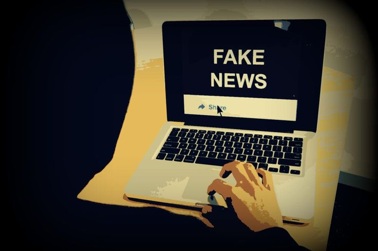 Fighting Fake News // Exploring possible preventions to the spread of false information by David Michael // Photo: Elise Queru