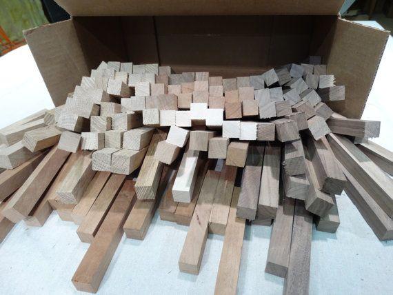 Pen blanks small turning stock wood blanks