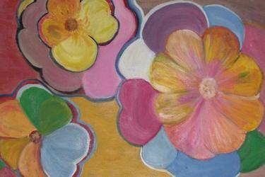 Saatchi Online Artist Paula Silva Santos; Painting, Malmo Iris #art