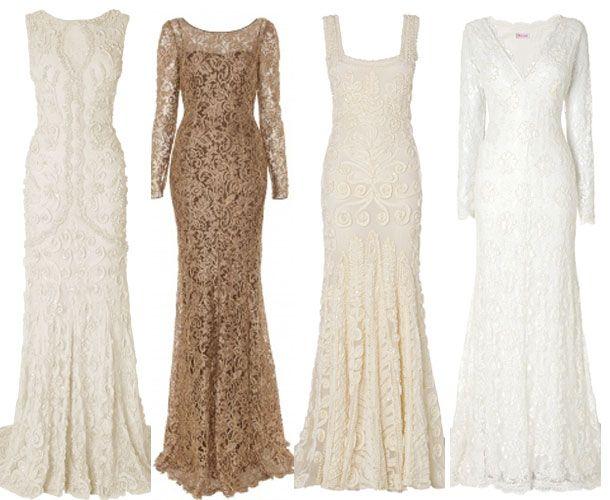 1920 Vintage Style Wedding Dresses | 1920s: Vintage wedding dresses - hellomagazine.com