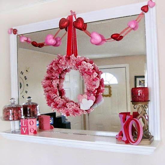 14 ρομαντικές ιδέες και γωνίες στο σπίτι για την ημέρα του Αγίου Βαλεντίνου!
