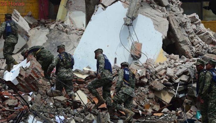 México: Muertos por terremoto aumentan a 64 y huracán Katia deja dos víctimas más