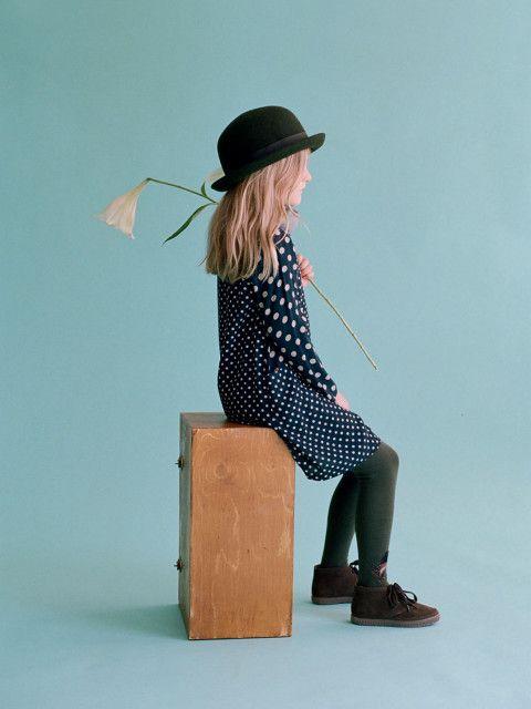 nice things mini automne hiver 2014 | MilK - Le magazine de mode enfant