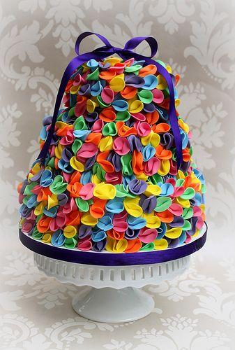 70 Best Cake Rainbow Images On Pinterest