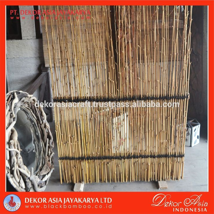 Divider with cendani bamboo, View divider bamboo, DEKOR ASIA Product Details from PT. DEKOR ASIA JAYAKARYA on Alibaba.com