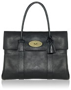 Bayswater in Black Natural Leather