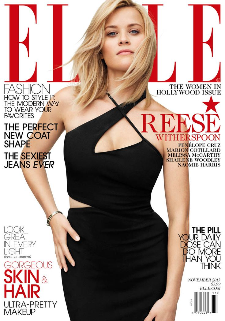 Reese Witherspoon November 2013