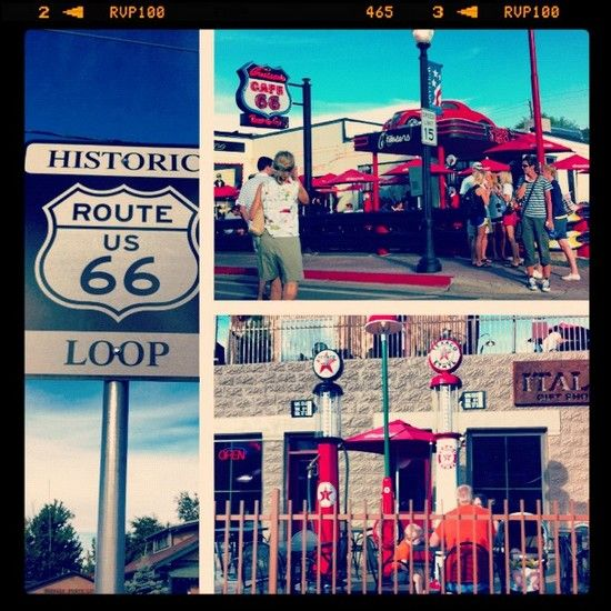 1000 images about williams az on pinterest museums for Garage route 66 metz