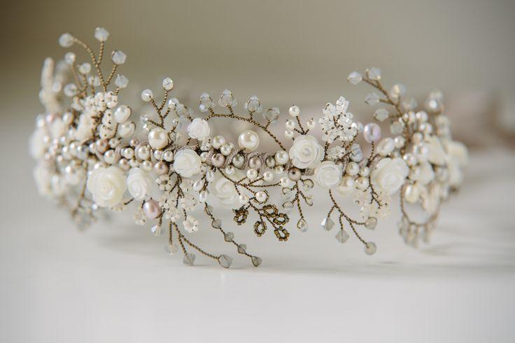 Wild Rose Floral Crown