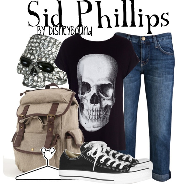 """""""Sid Phillips"""" by lalakay on Polyvore #disney"""