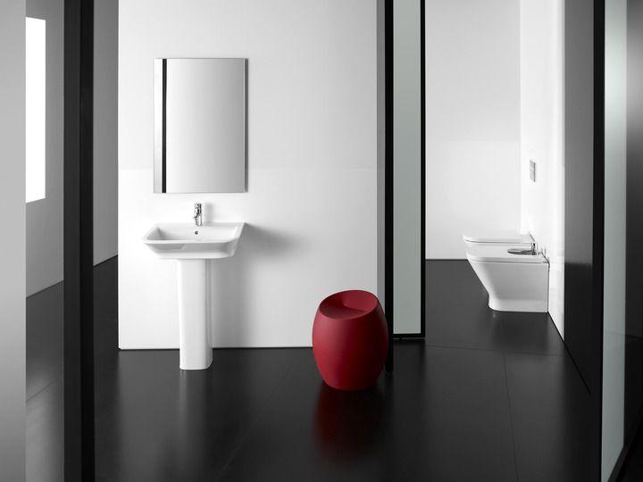 Roca Gap kolekcja ceramiki łazienkowej