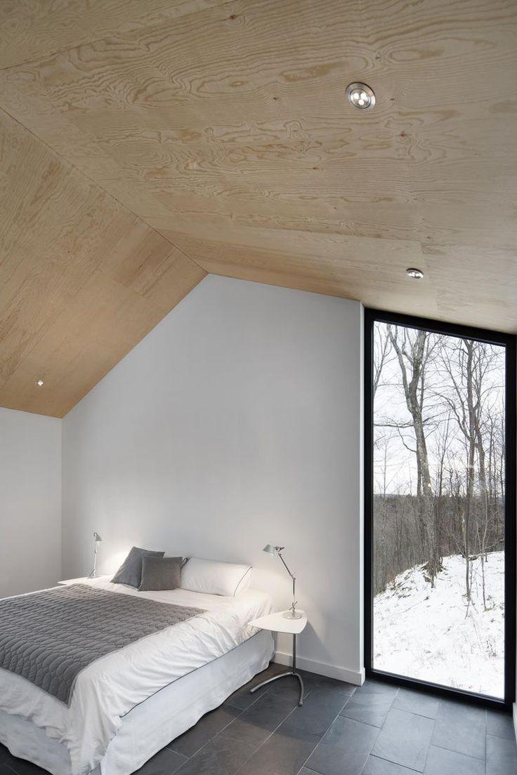 Bolton Residence Bedroom, Quebec