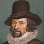 Francis Bacon Biography - Facts, Birthday, Life Story - Biography.com -- Philosopher, Statesman, and also... Bacon!