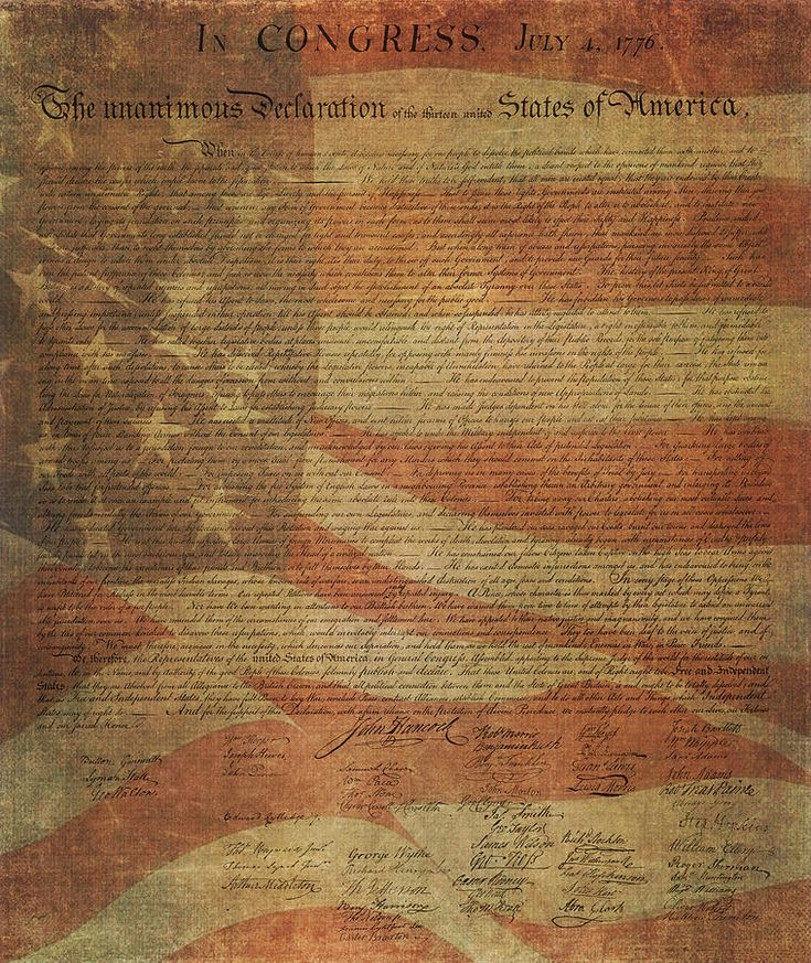 the history of the united states declaration of independence The jeffersonians the the history of the declaration of independence 'the unanimous declaration of the thirteen united states of america.