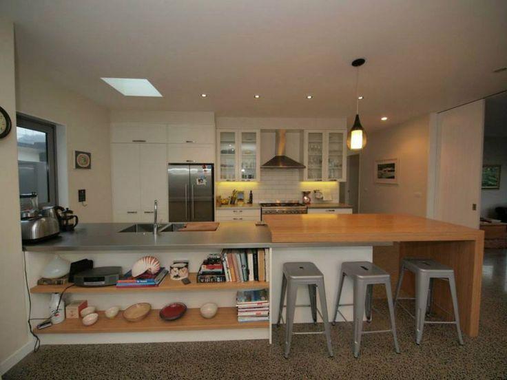2014 Bronze Award Winning Beachfront Home | Kitchen