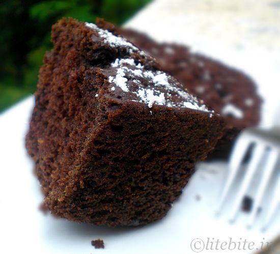 Finger Millet or Ragi Chocolate Cake – A Perfect Combo of Taste & Health