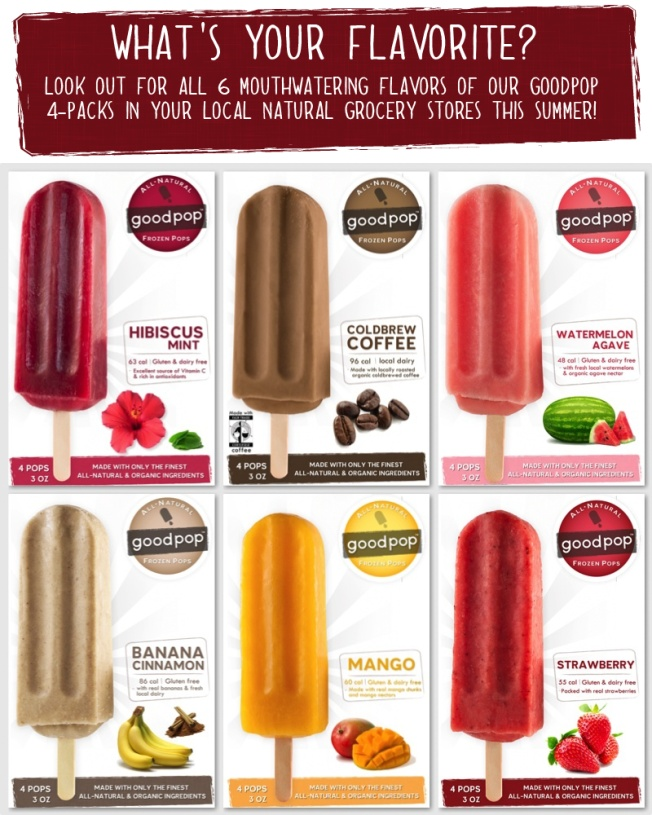 Natural Popsicles Whole Foods