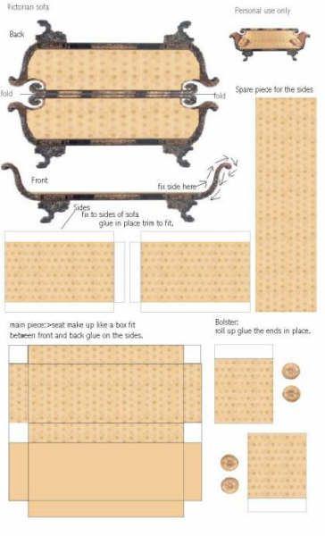 free dollhouse furniture patterns. playhouse bobe green picasa dollhouse furnituredoll free furniture patterns o