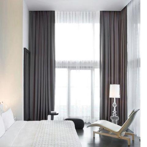 Bilderesultat for gardiner soverom inspirasjon