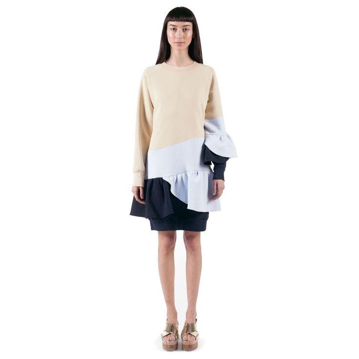 IOANA CIOLACU Soft Candy Dress