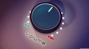 stop thinking put the #volume up