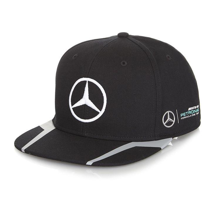 Lewis Hamilton Replica Flatbrim Cap