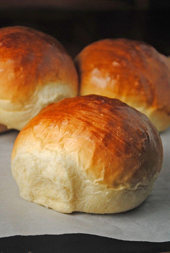 Homemade Sandwich Rolls from @JuanitasCocina