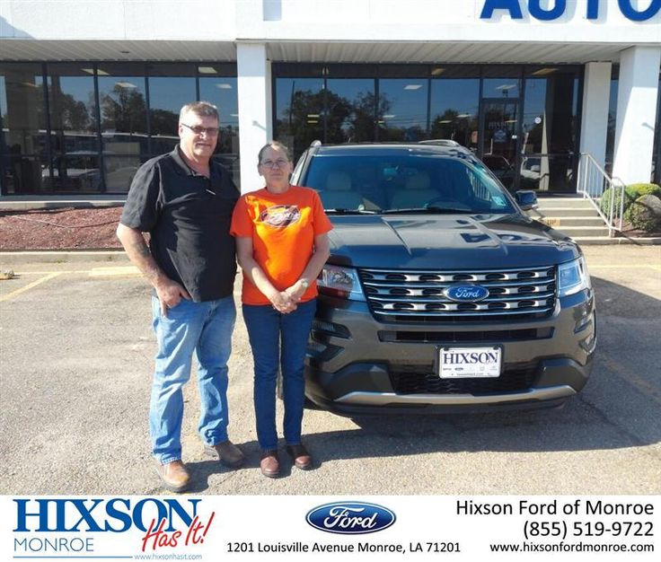 https://flic.kr/p/AcmTpW | Hixson Ford of Monroe Customer Review | If your looking for the best deal in town, go see Scott Turner.  We have been buying vehicles from him for several years now and he has always given us the best.  Harrel and Judy, deliverymaxx.com/DealerReviews.aspx?DealerCode=M553&R...