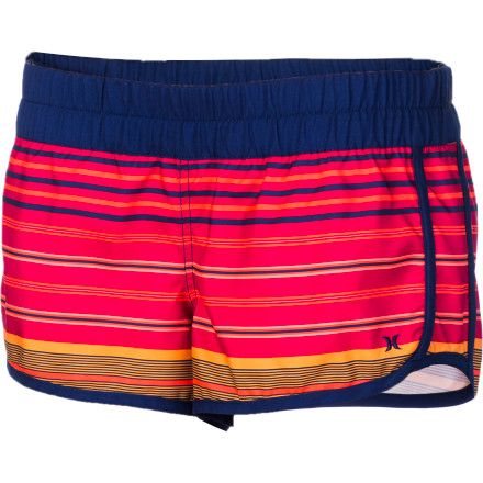 Nike Womens Boardshorts - Nike Hurley Supersuede Printed 5