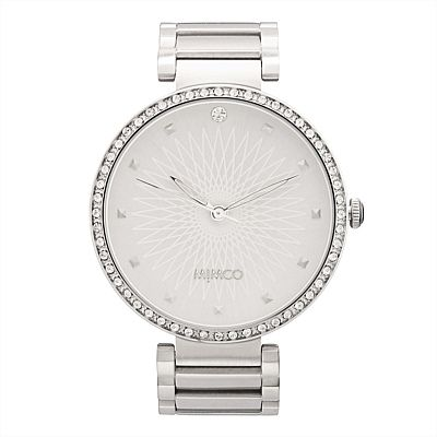#mimco Spiralette Timepeace in SIlver