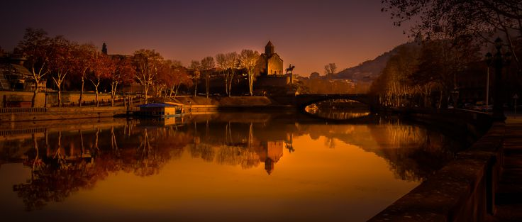 Reflection,  the beauty of Tbilisi by John Wright on 500px