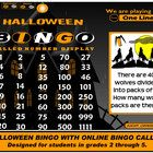 Halloween Math Bingo with Online Bingo Caller  Features an online Bingo Caller that can be used with an interactive whiteboard (ie. Smartboard &amp...