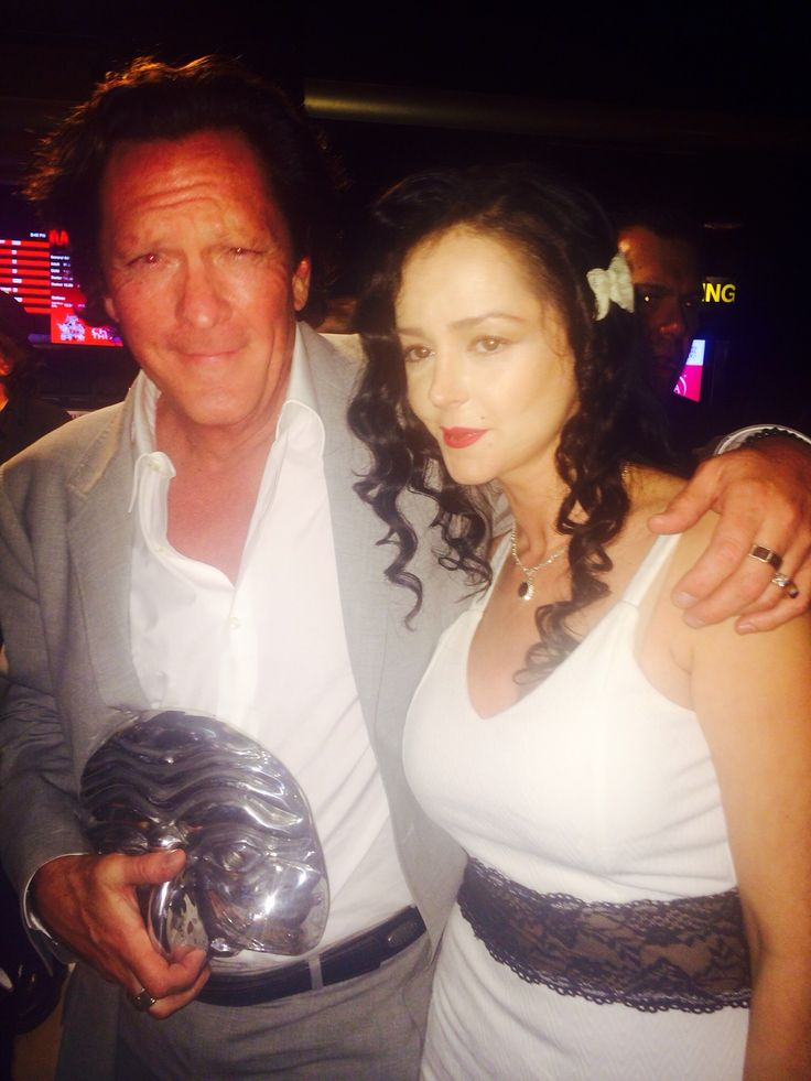 Michael Madsen! Best actor award for hateful eight!you have to see the film & him! Amazing !