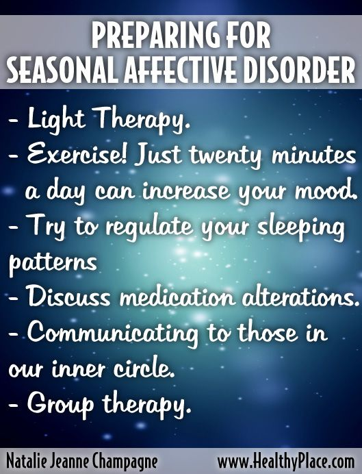 Research papers on seasonal affective disorder