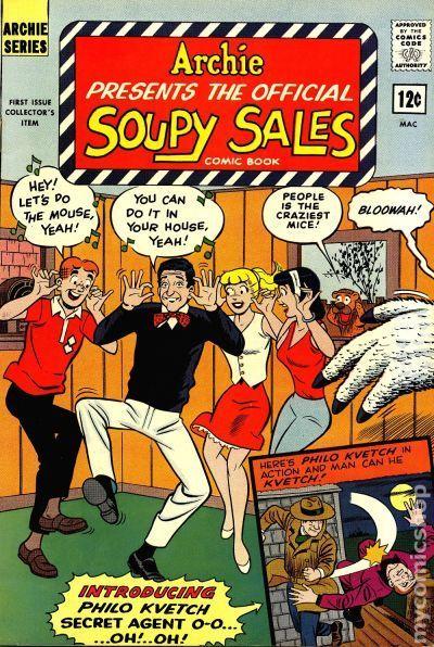 Soupy Sales Comic Book (1965) 1