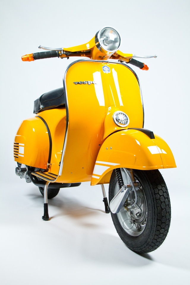 Vespa Rally 200.  Ok, so I can't really handle these, but I still can dream!