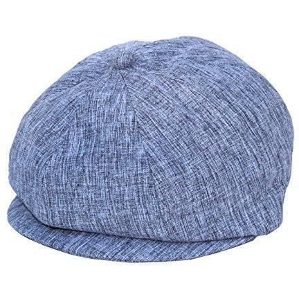 c9b01e680c7 Gray Blue Boy s Ring Bearer Pageboy Newsboy Golf Cap