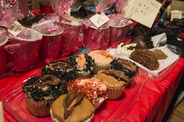 "With Valentine's Day coming up, finding the perfect gift and saying the right thing is always a bit of a challenge. But if you were looking to say either ""I <3 Spanking"" or ""I love you""—or maybe both—over the weekend the seventh annual Erotic Arts and Crafts Fair gave Toronto lovers some of their most …"