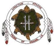 our choctaw apache tribe of ebarb tribal seal