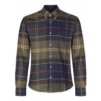Barbour Lifestyle Men's Rannoch Shirt - Classic Tartan MSH3585TN11 - Barbour Sale | Country Attire