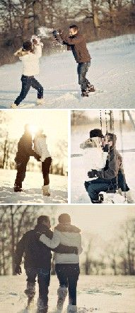 """Why not have """"engagement"""" pictures taken for our 5 year anniversary...:)..."""
