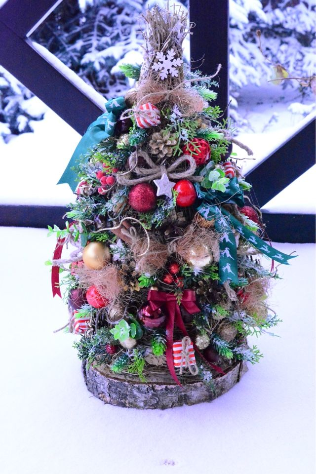 Christmas tree. Ovsyanka.hm@livemaster.ru