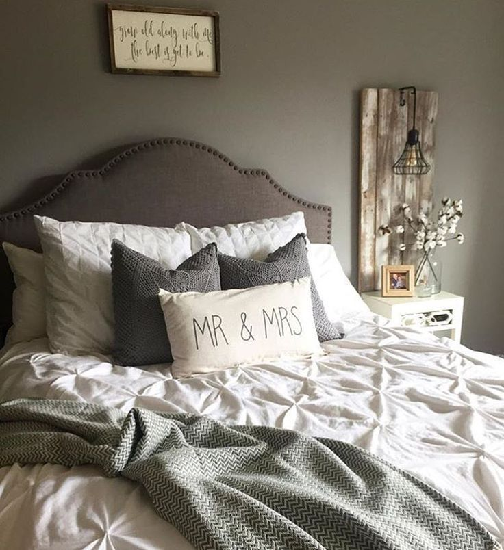 23 Decorating Tricks for Your Bedroom   Bedrooms, Instagram and ...