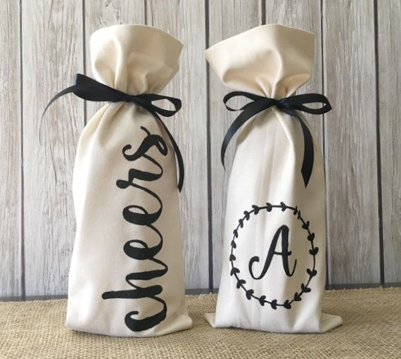 40 best Wine Bags images on Pinterest | Wine gift bags, Wine gifts ...