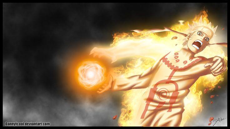 Naruto Rikudou Sennin Mode HD Wallpaper Anime Pinterest ×