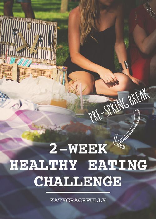 14 Day Clean Eating Challenge! - Fit Personality
